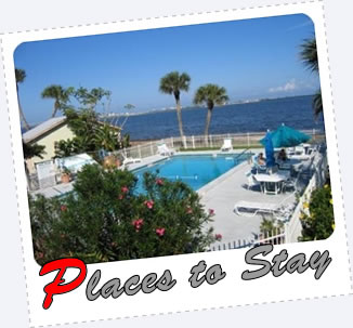 Places tol stay in Florida